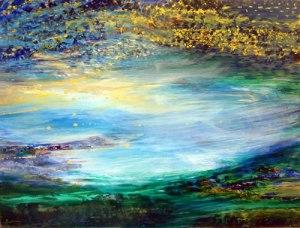 Ha Azinu Painting